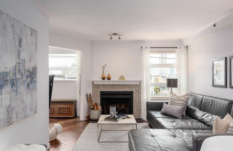 1 Bedroom Townhouse in Vancouver at 8 1350 W 6TH AVENUE