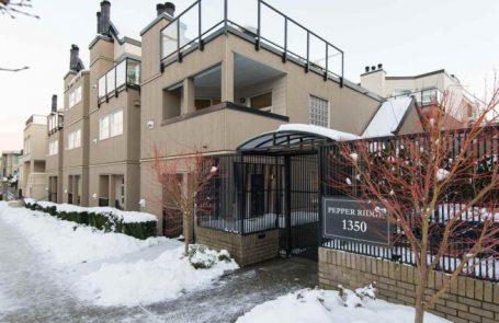1 Bedroom Apartment/Condo in Vancouver at 24 1350 W 6TH AVENUE