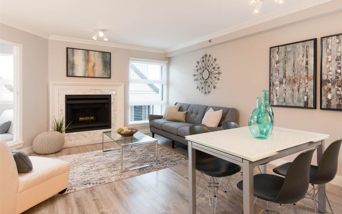 1 Bedroom Apartment/Condo in Vancouver at 24 1350 W 6TH AVENUE