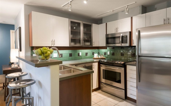 1 Bedroom Apartment/Condo in Vancouver at 108 2755 MAPLE STREET