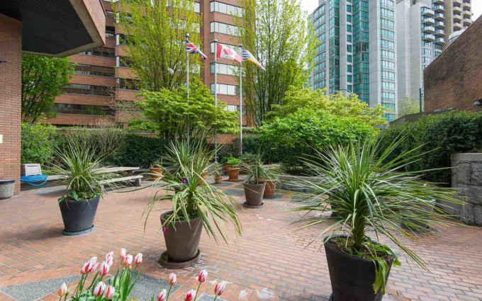 1 Bedroom  in Vancouver at 714 1177 HORNBY STREET
